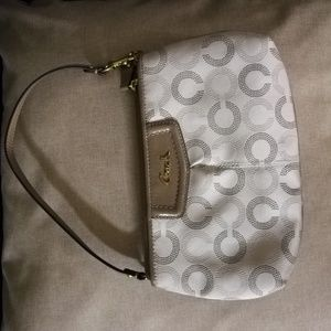 Coach Large Wristlet/Handbag